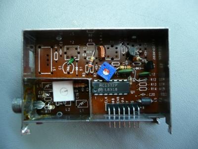 Modified RF box