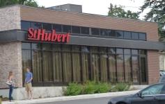 Ajout de la deuxième visite du St-Hubert de Gloucester, près d'Ottawa