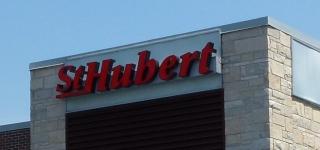 Ajout de la deuxième visite du St-Hubert du boulevard Laurier à Québec