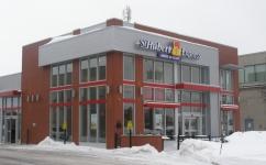 Visite du St-Hubert Express de Montréal (Marcel-Laurin)